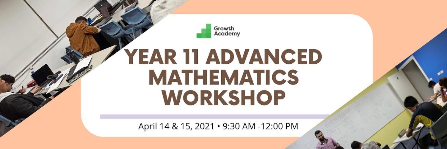 Year 11 Advanced Mathematics