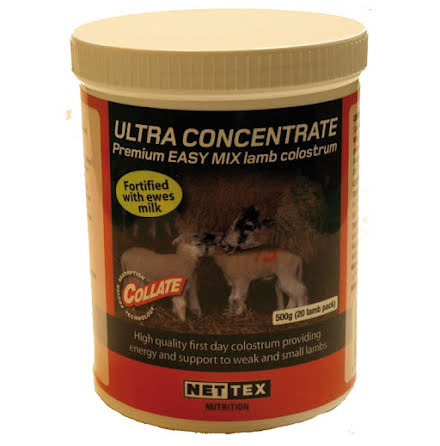Råmjölksersättning Ultra Burk 500 g