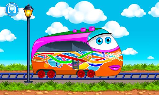 Mechanic : repair of trains.  screenshots 24