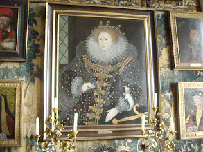 Photo: This is where Elizabeth I learned that she had just become Queen.
