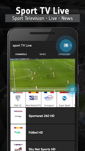 sport TV Live - Sport Television  screenshots 1