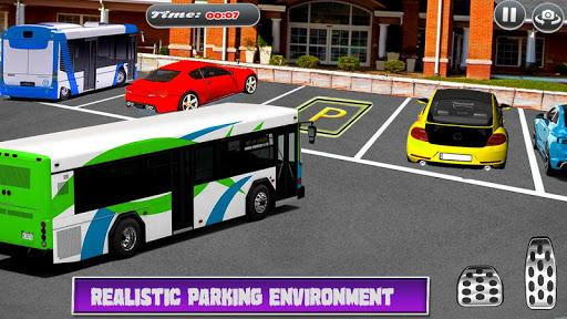 City Coach Bus Simulator Parking Drive 1.0.0 screenshots 11