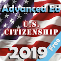 US Citizenship Test - Advanced icon