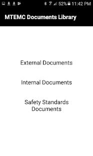 MTEMC Documents Library - náhled