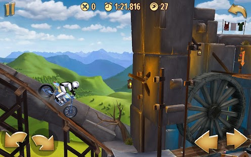 Trials Frontier (Mod Money)