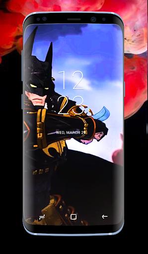 Wallpaper smartphone batman