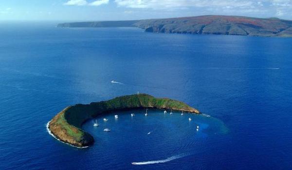 Cratera de Molokini
