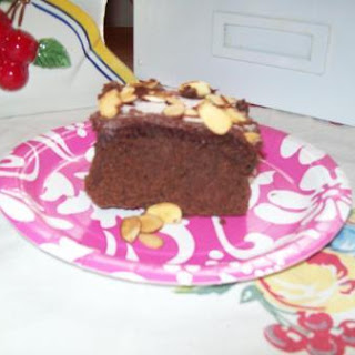 Chocolate Blue Ribbon Fudge Cake