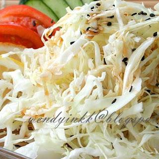 Japanese Style Salad Recipes.
