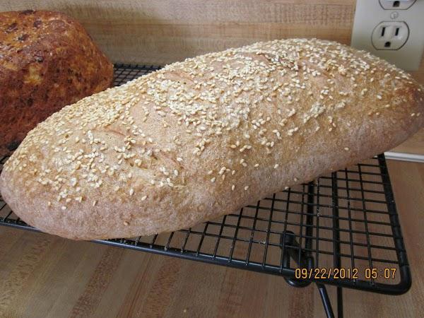 Pat's Basic Italian Bread Recipe