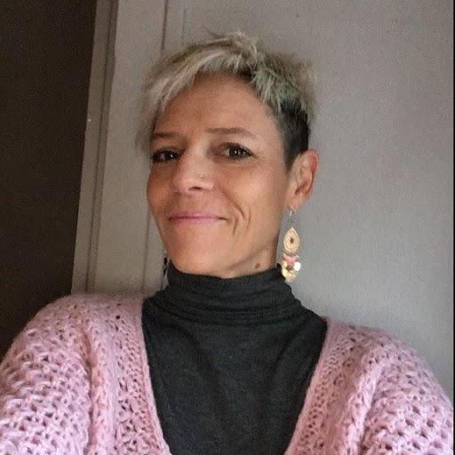 Karine participe au Cross Ouest France pour soutenir L'Arche La Ruisselée.