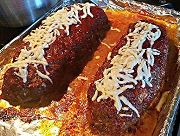 Healthier & Lean Baked Meat Loaf Recipe