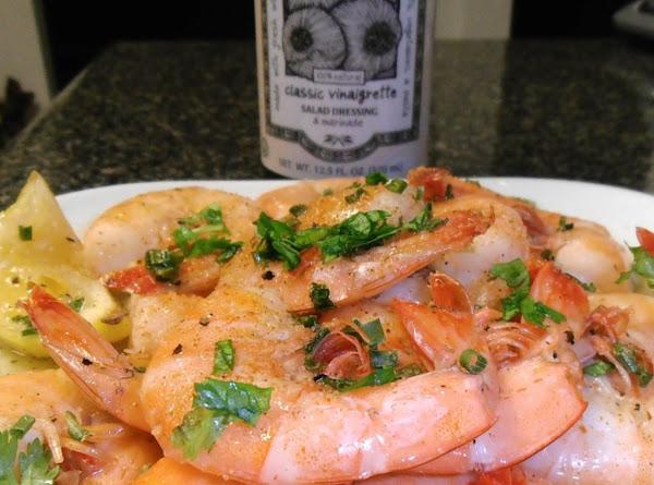 Deliteful Boiled Shrimp Recipe