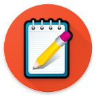 GMT Notepad & password manager icon