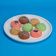 Nut-free Shortbread Cookies (8pcs)