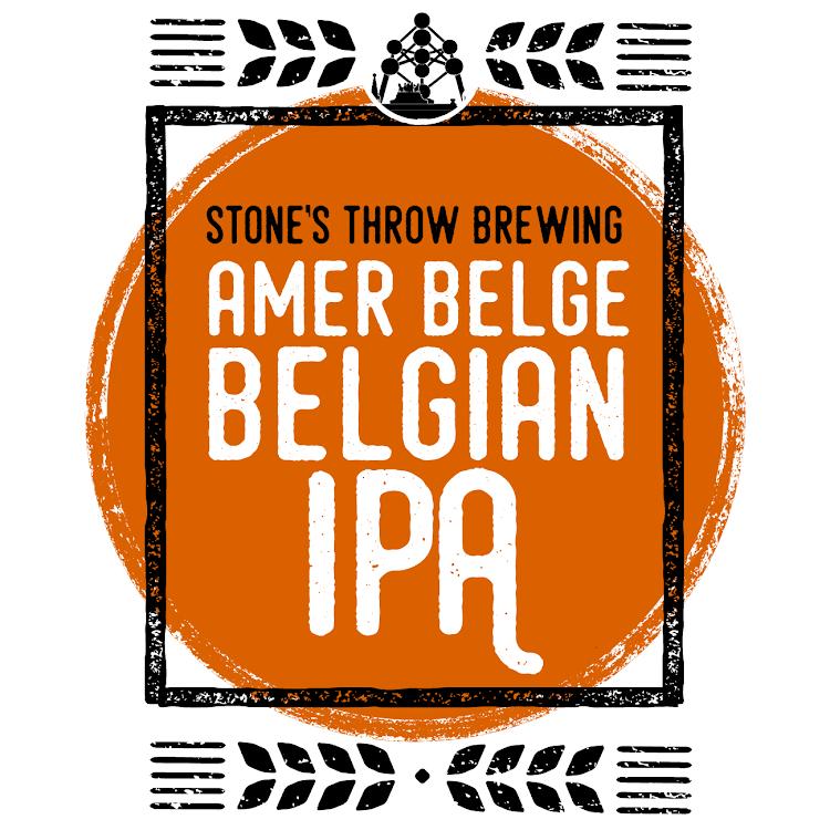 Logo of Stone's Throw Amer Belge