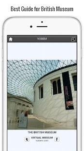 British Museum Guide Lite- screenshot thumbnail