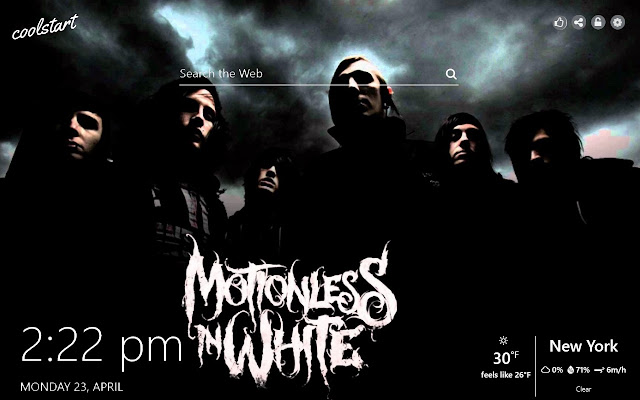 Motionless in White HD Wallpapers Metal Theme