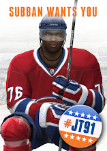 Photo: @PKSubban1 Wants YOU To Vote For #JT91 for #NHL13Cover. Vote here: covervote.nhl.com #Isles #Habs