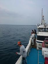 Photo: 本日は「近海釣行」! インチク・タイラバで楽しく!
