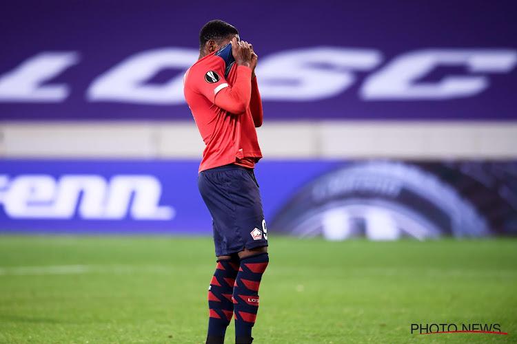 """L'Equipe maakt zich zorgen over Jonathan David: """"Kans bestaat dat de moed nu helemaal weg is"""""""