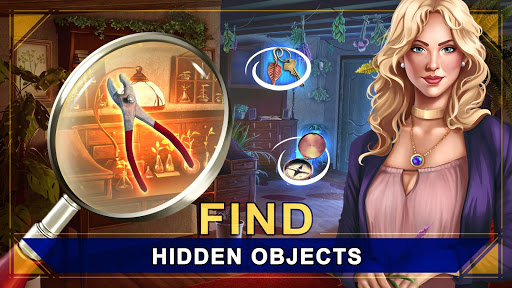 Unsolved: Mystery Adventure Detective Games android2mod screenshots 9