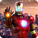 Immortal Iron Superhero City Rescue Hardcore Ninja APK