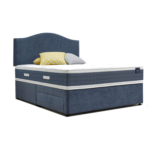 Slumberland Copper Seal Divan Bed