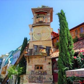 文明のモザイク、ジョージアの首都トビリシでしたい6つのこと