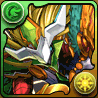光槍神・オーディン=ドラゴン・嵐翼型