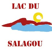 Lac du Salagou L'application
