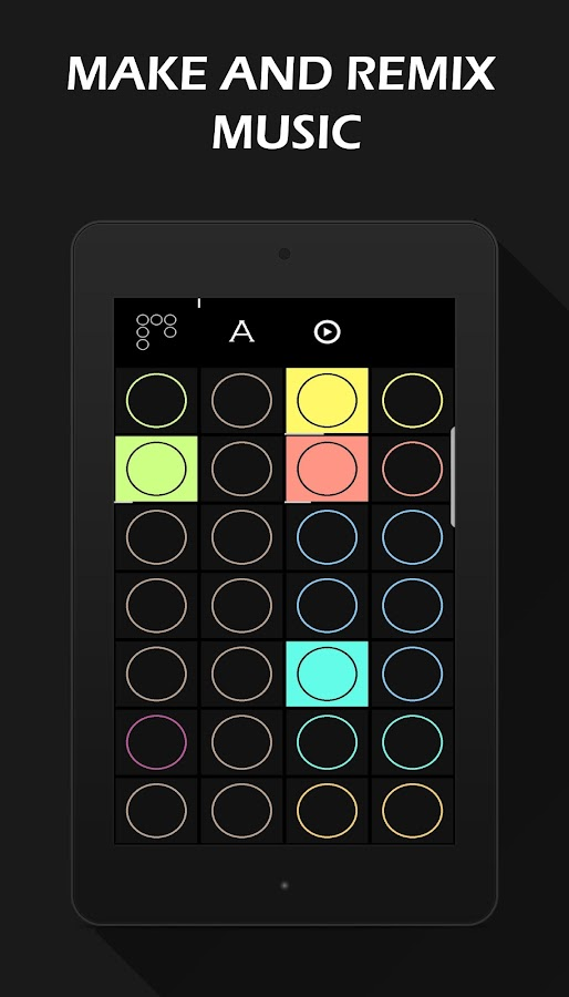 Electro Drum Pads Machine- screenshot