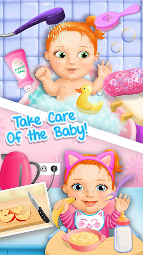Download Sweet Baby Girl Newborn 2 - Little Sister's Care MOD APK 2