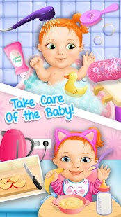 Sweet Baby Girl Newborn 2 – Miniaturansicht des Screenshots