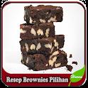 Resep Brownies Pilihan icon