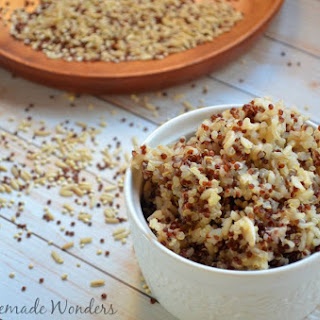 Brown Rice and Quinoa Mix