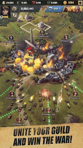 Kiss of War apkdebit screenshots 5