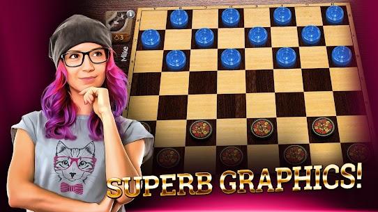 Checkers Online Elite 1