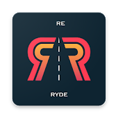 ReRyde Driver : Earn money for your driving.