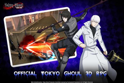 Tokyo Ghoul: Dark War 1.2.13 screenshots 10