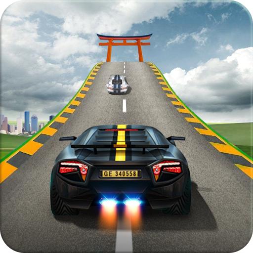 Impossible Car Stunt Racing