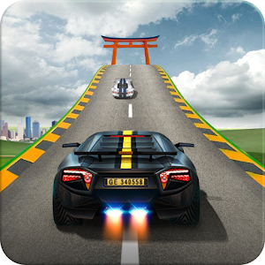 Impossible Car Tracks Stunt Racing APK Download