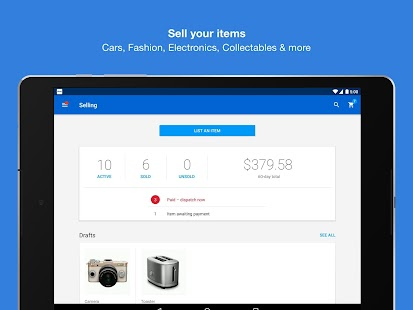 eBay - Buy, Sell & Save- screenshot thumbnail