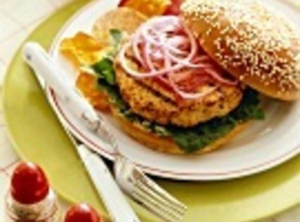 The Best Turkey Burger Ever Recipe