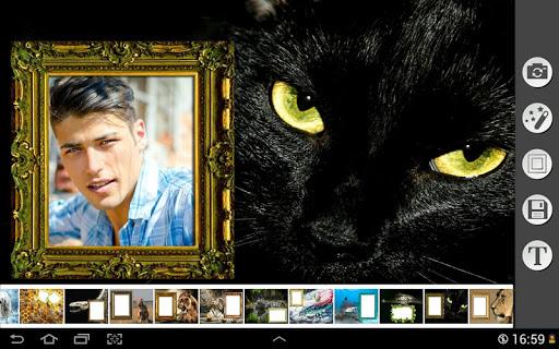 Wild Animal Photo Frames
