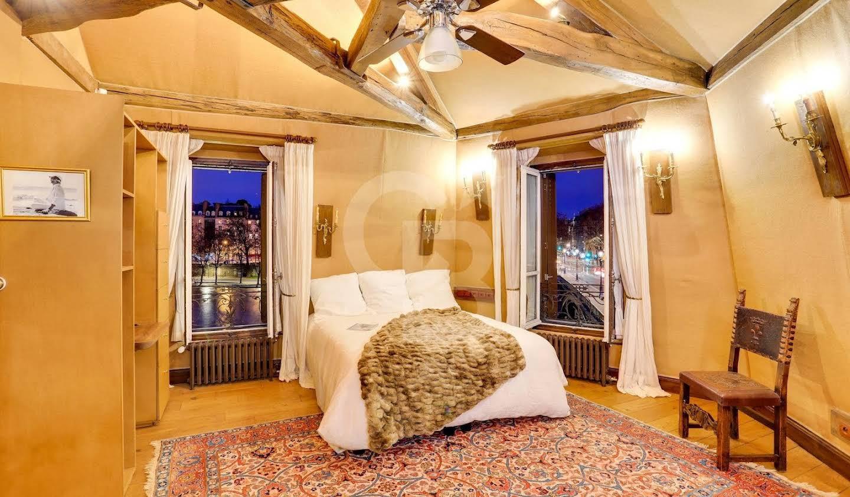 Hôtel particulier Paris 4ème