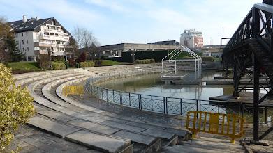 Photo: Le théâtre d'eau à Nogent