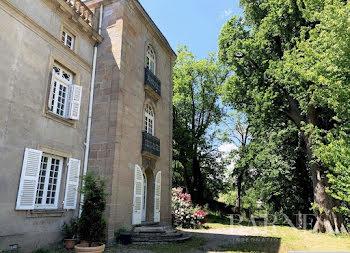 château à La Ricamarie (42)