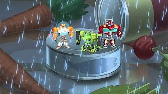 Robots Miniatures
