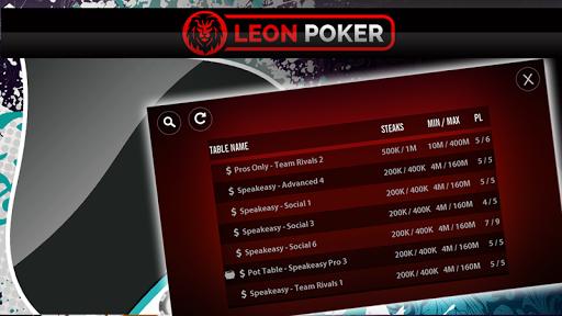Leon Poker  screenshots EasyGameCheats.pro 2